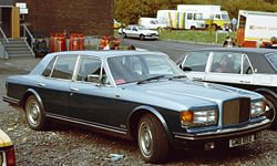 Bentley Mulsanne 1980