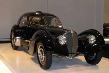 Bugatti Type 57SC Atlantic de 1926